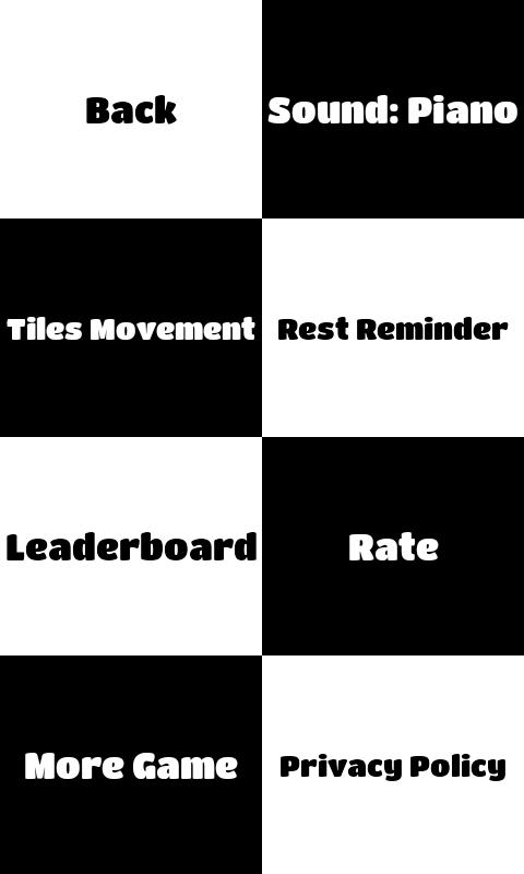 Piano Tiles- screenshot