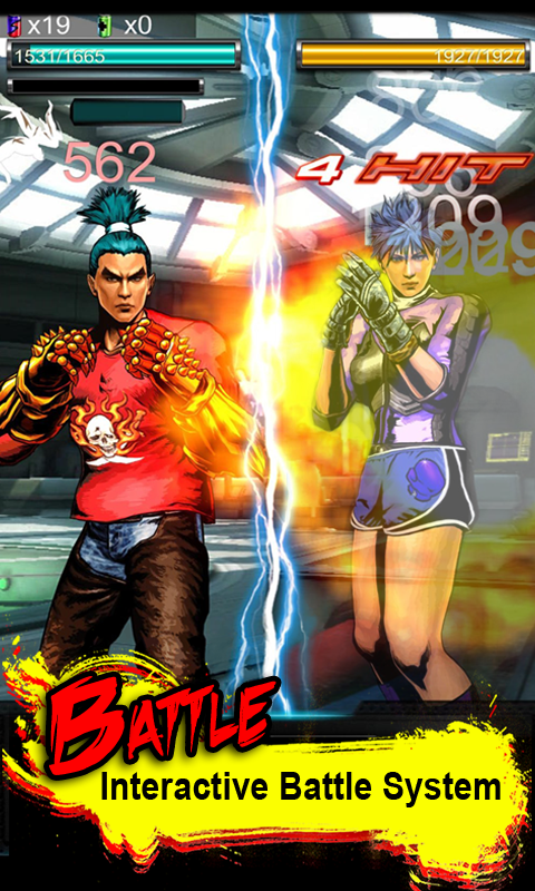Tekken Arena - screenshot