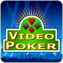 Video Poker Slot Machine. icon