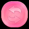 ICON SET|PinkSwirl icon