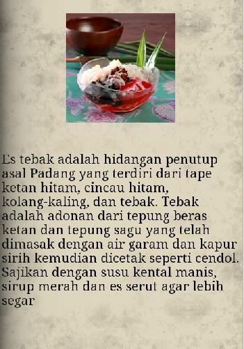 Resep Minuman Segar Indonesia