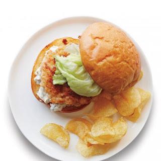 Shrimp Burgers.