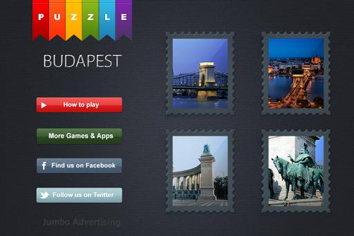 【免費解謎App】Budapest City Guide Puzzle-APP點子