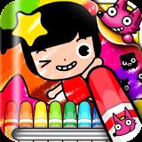开心学涂色 file APK Free for PC, smart TV Download