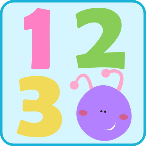 Learn to count with animals * LOGO-APP點子