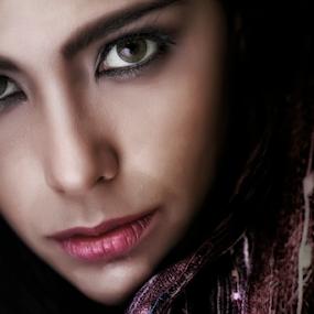 maffy by Rajha Tahir - People Portraits of Women