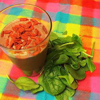 Blueberry & Mango Superfood Smoothie