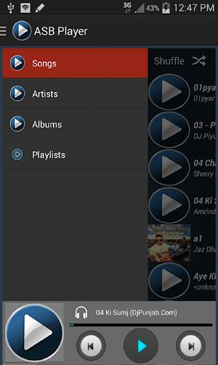 音樂播放器為Android