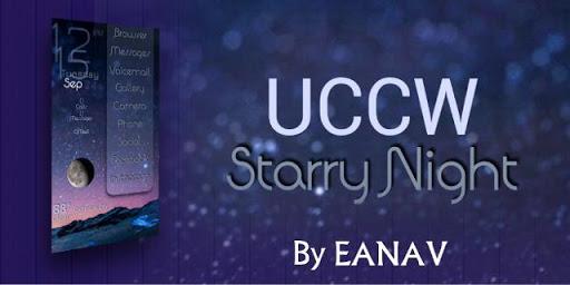 uccw theme Starry Night eanav