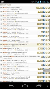 Kickass Torrents - screenshot thumbnail