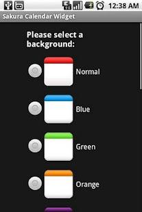 日曆小工具 Calendar Widget 2 Lite