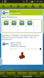 Qpino Coupons Kundenkarten screenshot 3