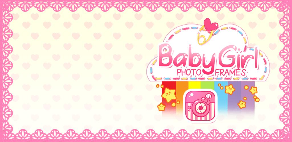 Unduh Bingkai foto bayi perempuan lucu 1.1 Android Apk ...