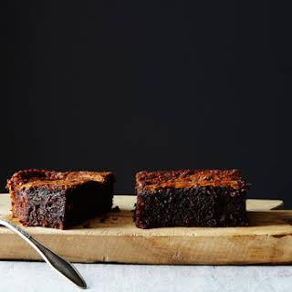 Chocolate Mochi Snack Cake.