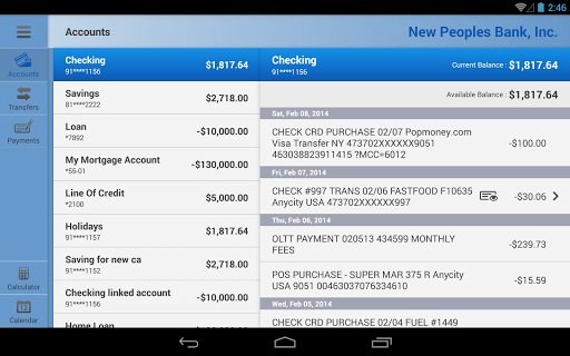 NPB Mobile Money for Tablet