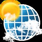 世界中の天気 icon