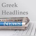 Greek Headlines logo