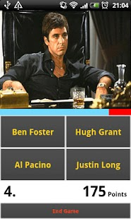 Picture Guess: Hollywood Stars- screenshot thumbnail