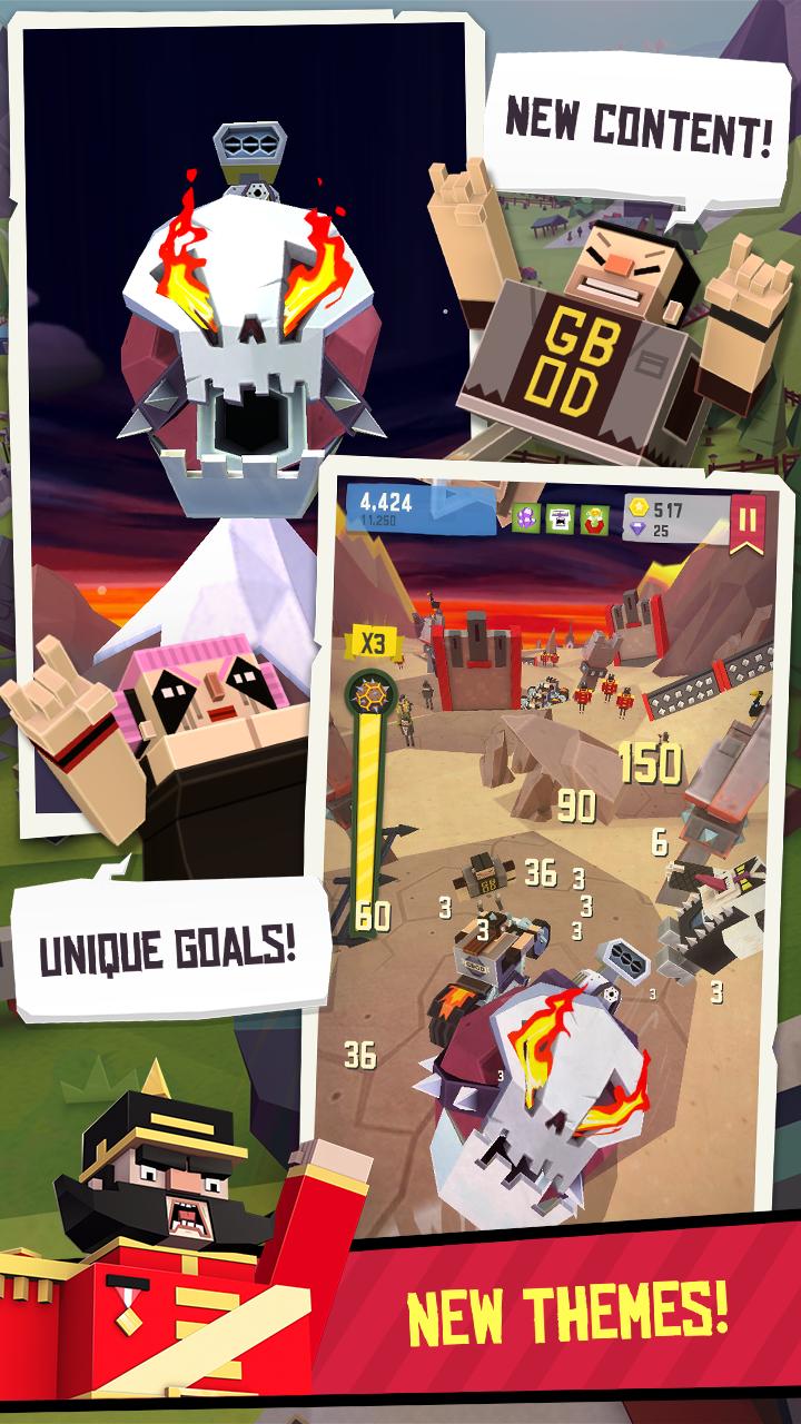 Giant Boulder of Death screenshot #2