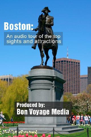 Audio Tour USA : Boston