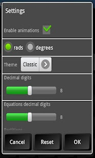 Calculator Ultimate Lite - screenshot thumbnail