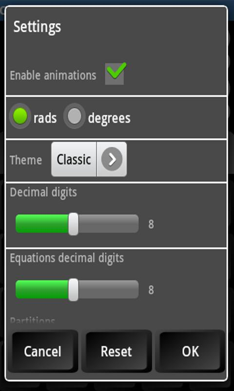 Calculator Ultimate Lite - screenshot