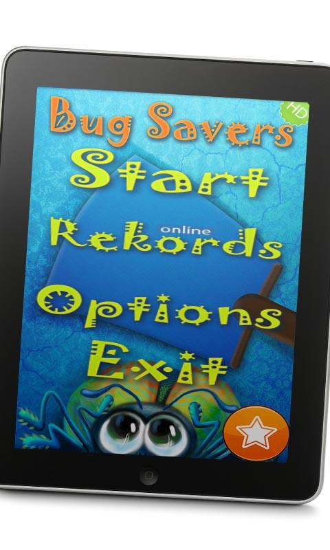 Bug Savers HD!- screenshot