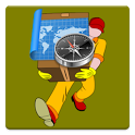 Fast Delivery Route icon