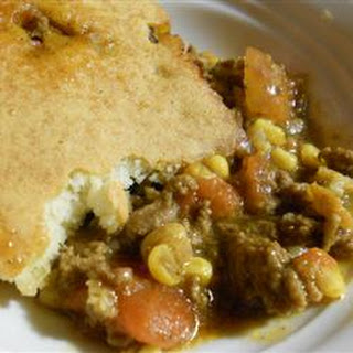 Mexican Shepherd's Pie.