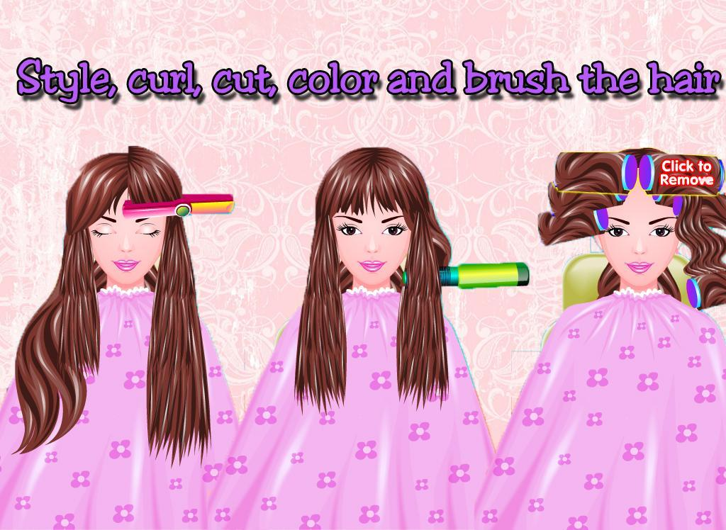 Free Girls Game Hair Salon Android Apps On Google Play - Haircut girl game