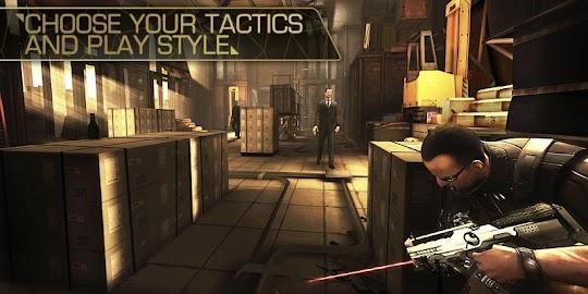 Deus Ex: The Fall Screenshot 4