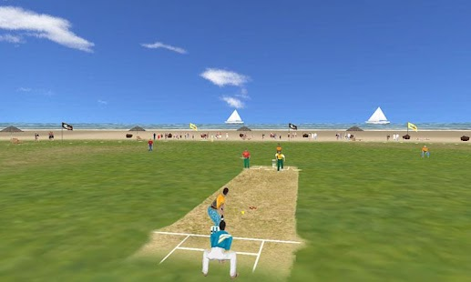 Beach Cricket Pro- screenshot thumbnail
