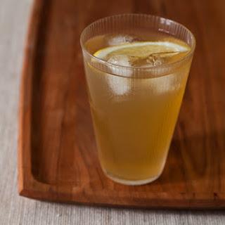 Gingered Lemon Punch.