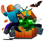 Halloween Craft: Mine Horror 1.0.3 Apk