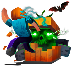 Halloween Craft: Mine Horror 1.0.6 Icon