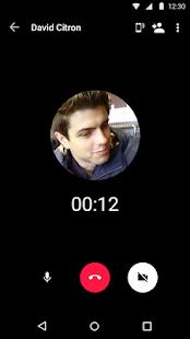 Hangouts Dialer - Call Phones - screenshot thumbnail