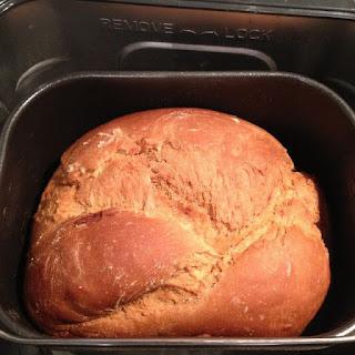 Bread Maker Review + A Malt Loaf.