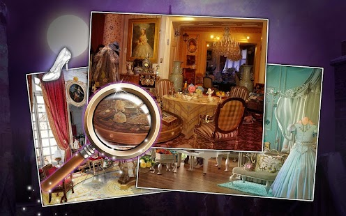 Hidden Object Princess Castle