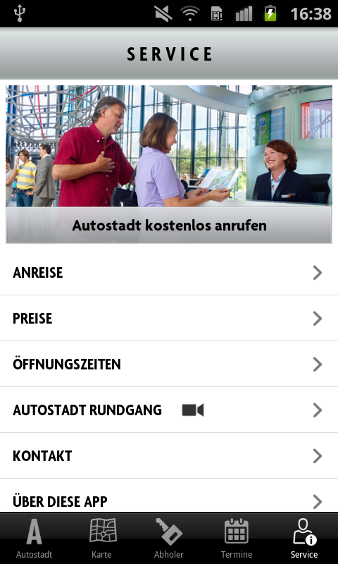 Autostadt - screenshot