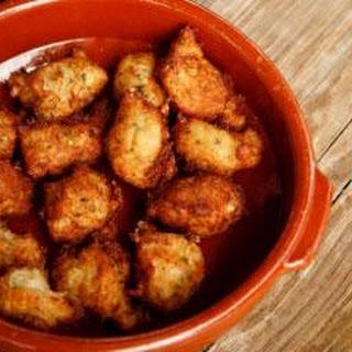 Salt Cod Croquettes Recipe