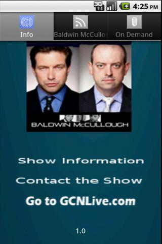 The Baldwin McCullough Show - screenshot