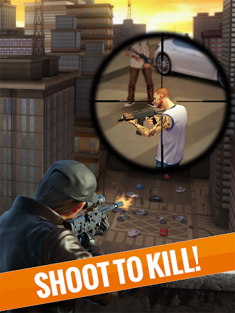 Sniper 3D Assassin: Free Games 1.6.2 screenshot 4754