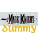 Mage Knight Dummy Player icon