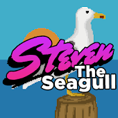 Steven The Flappy Seagull