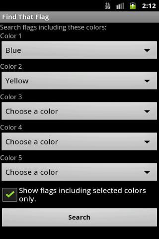 Find That Flag- screenshot