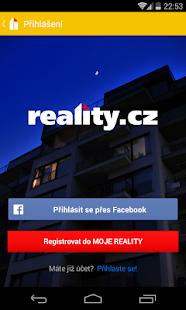 reality.cz - screenshot thumbnail
