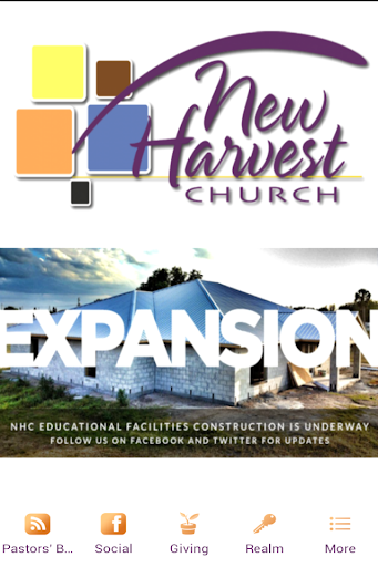 New Harvest Church Clewiston
