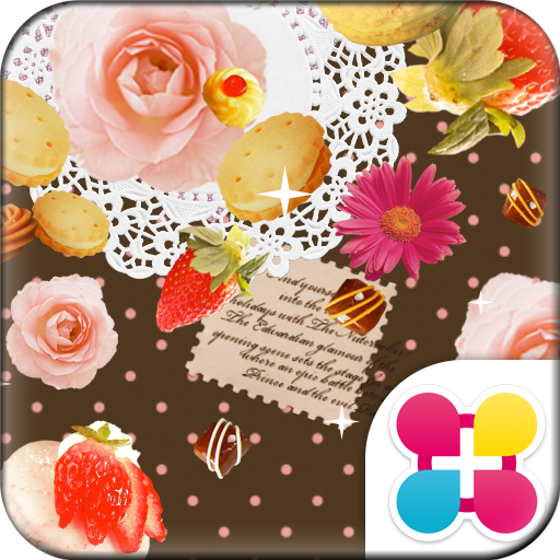 Cute Wallpaper Sweets Party Icon