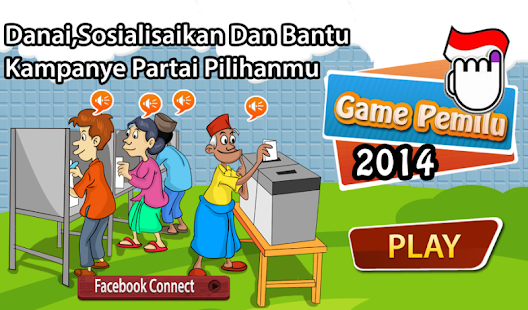 GAME PEMILU 2014- screenshot thumbnail