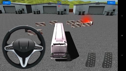 巴士停車場3D